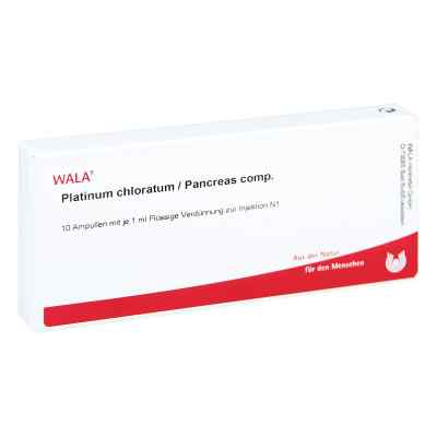 Platinum Chlorat./ Pankreas Comp. Ampullen  bei juvalis.de bestellen