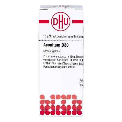Aconitum D 30 Globuli  bei juvalis.de bestellen