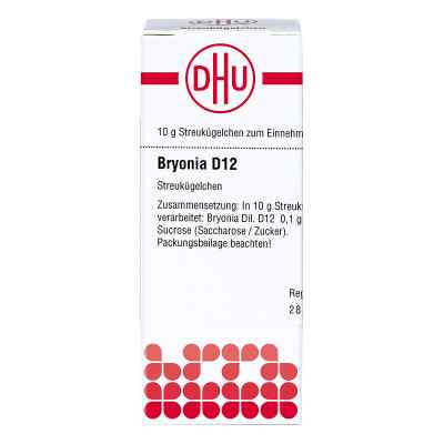Bryonia D12 Globuli  bei juvalis.de bestellen