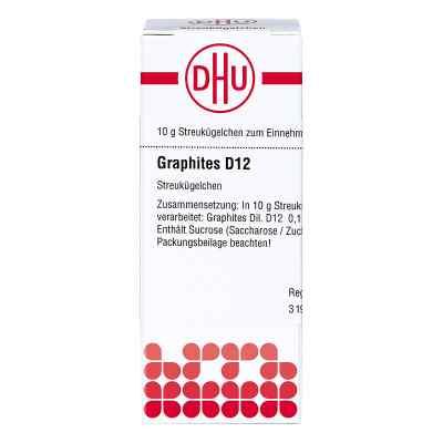 Graphites D 12 Globuli  bei juvalis.de bestellen