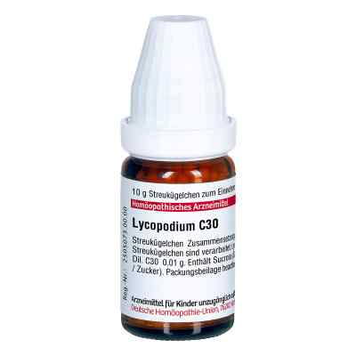 Lycopodium C 30 Globuli  bei juvalis.de bestellen