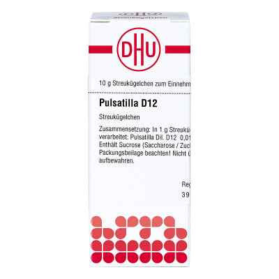 Pulsatilla D12 Globuli  bei juvalis.de bestellen