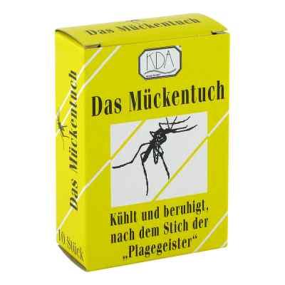 Mückentuch nach dem Stich Kda  bei juvalis.de bestellen