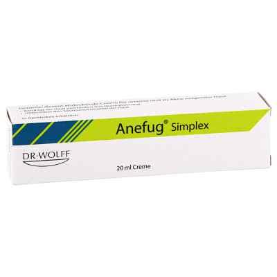 Anefug simplex Creme  bei juvalis.de bestellen