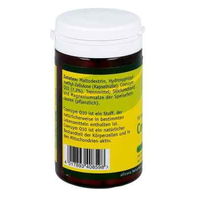 Coenzym Q10 Kapseln a 30 mg  bei juvalis.de bestellen