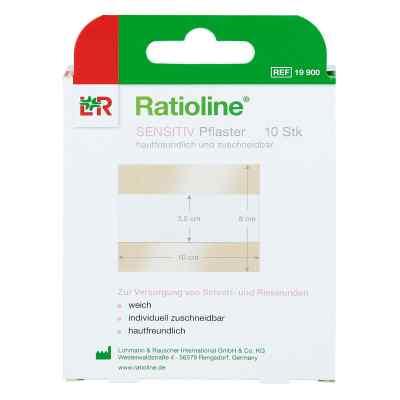 Ratioline sensitive Wundschnellverband 8 cmx1 m  bei juvalis.de bestellen