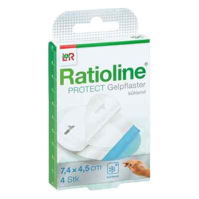 Ratioline protect Gelpflaster gross  bei juvalis.de bestellen