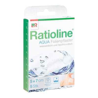 Ratioline aqua Duschpflaster 5x7 cm  bei juvalis.de bestellen