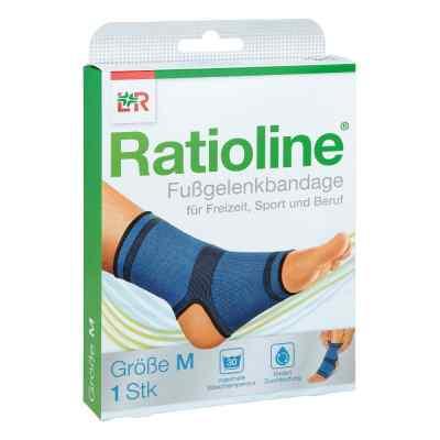 Ratioline active Fussgelenkbandage Größe m  bei juvalis.de bestellen