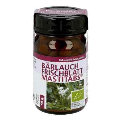 Bärlauch Frischblatt Mastitabs Tabletten  bei juvalis.de bestellen