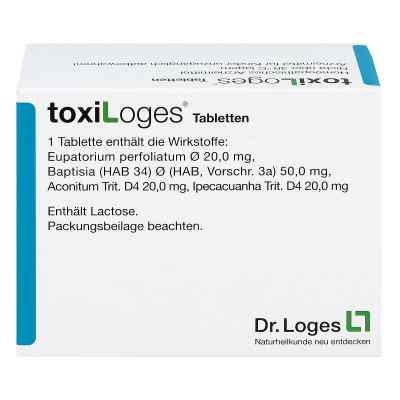 Toxi Loges Tabletten  bei juvalis.de bestellen