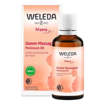 Weleda Damm Massageöl  bei juvalis.de bestellen