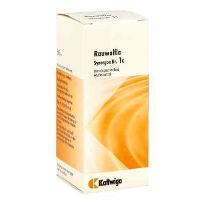 Synergon 1 c Rauwolfia Tropfen  bei juvalis.de bestellen