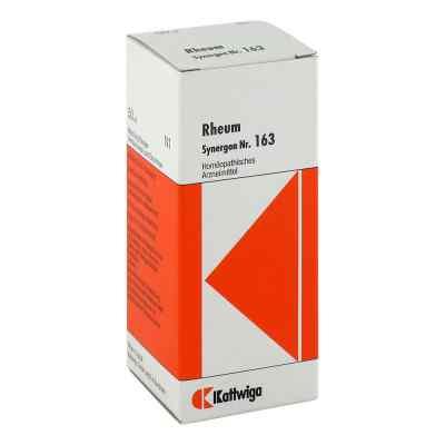Synergon 163 Rheum Tropfen  bei juvalis.de bestellen