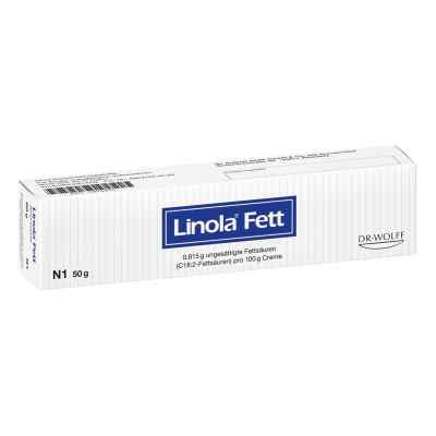 Linola Fett Creme  bei juvalis.de bestellen