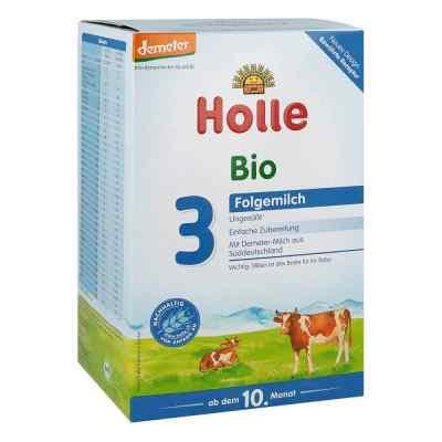 Holle Bio Säuglings Folgemilch 3  bei juvalis.de bestellen