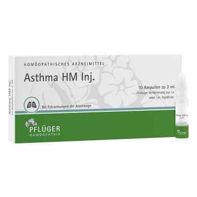 Asthma Hm iniecto Ampullen  bei juvalis.de bestellen