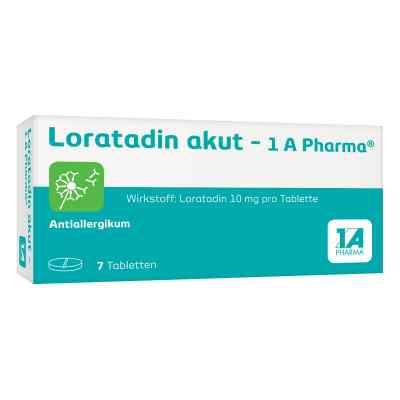 Loratadin akut-1A Pharma  bei juvalis.de bestellen