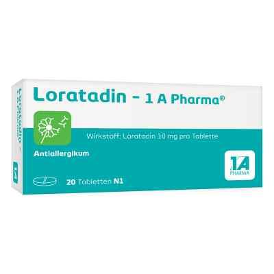 Loratadin-1A Pharma  bei juvalis.de bestellen