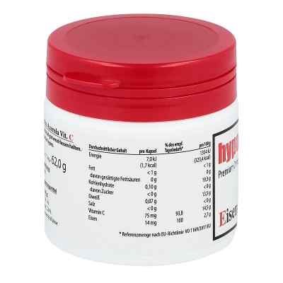 Hypo A Eisen + Acerola Vitamin C Kapseln  bei juvalis.de bestellen