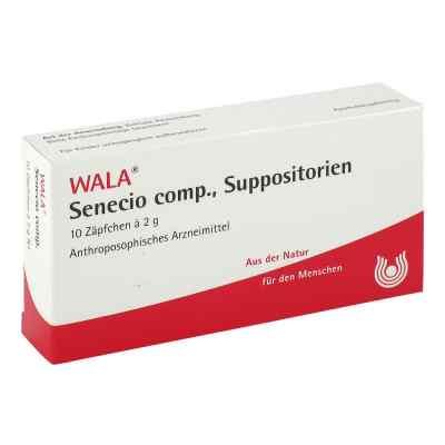 Senecio Comp. Suppositorien  bei juvalis.de bestellen
