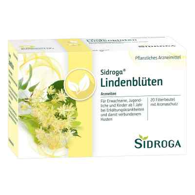 SIDROGA Lindenblüten  bei juvalis.de bestellen