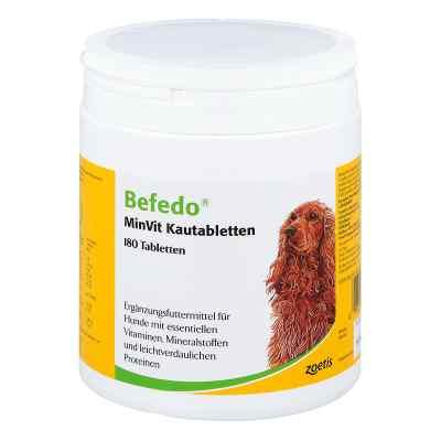 Befedo Minvit für Hunde Kautabletten  bei juvalis.de bestellen
