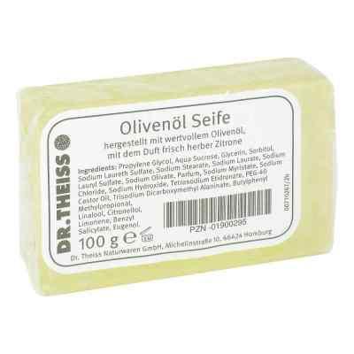 Dr.theiss Olivenöl-seife  bei juvalis.de bestellen