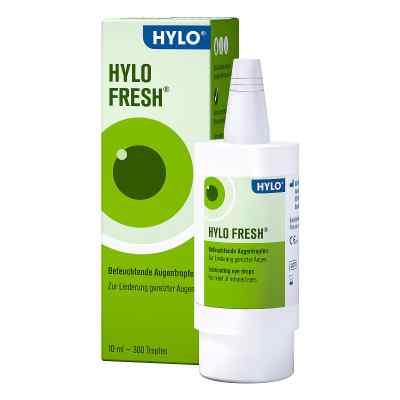 Hylo-fresh Augentropfen  bei juvalis.de bestellen