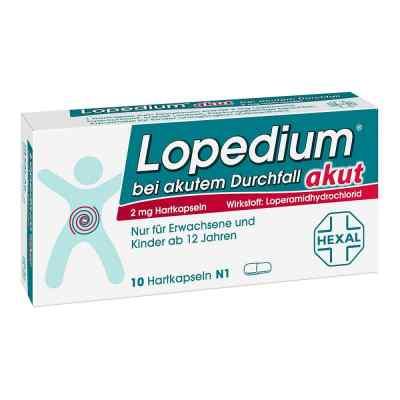 Lopedium akut bei akutem Durchfall  bei juvalis.de bestellen