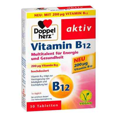 Doppelherz Vitamin B12 Tabletten  bei juvalis.de bestellen