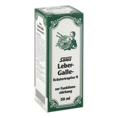 Leber Galle Kräutertropfen N Salus  bei juvalis.de bestellen
