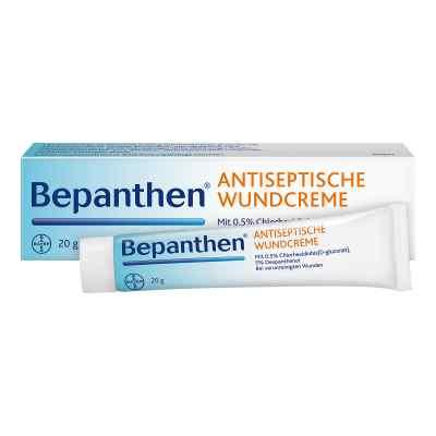 Bepanthen Antiseptische Wundcreme  bei juvalis.de bestellen