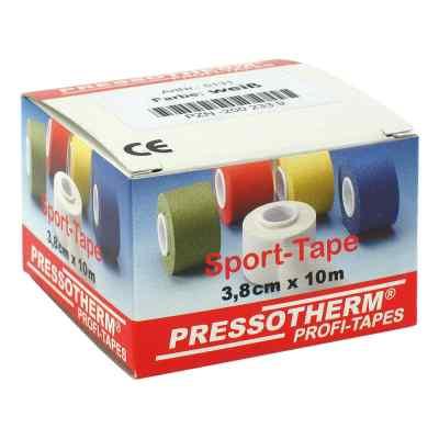 Pressotherm Sport-tape 3,8cmx10m weiss  bei juvalis.de bestellen