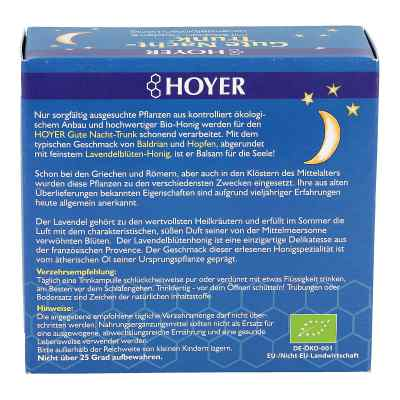 Hoyer Gute Nacht Trunk Trinkampullen  bei juvalis.de bestellen