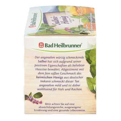 Bad Heilbrunner Tee Salbei Honig Filterbeutel  bei juvalis.de bestellen