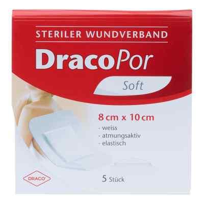 Dracopor Wundverband 10x8cm steril  bei juvalis.de bestellen