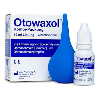 Otowaxol Lösung  bei juvalis.de bestellen