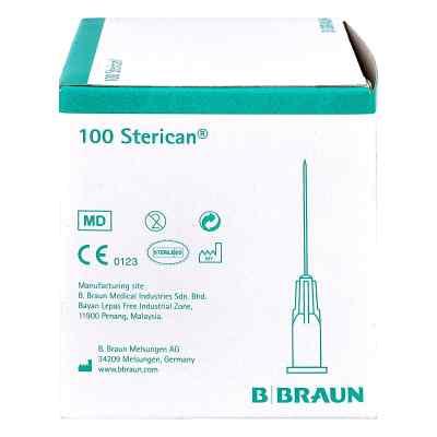 Sterican Kanüle luer-lok 0,60x30mm Größe 14  blau  bei juvalis.de bestellen
