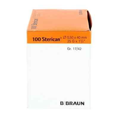Sterican Dentalkan.luer 0,5x40  bei juvalis.de bestellen