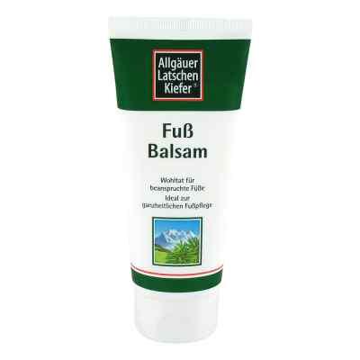 Allgäuer Latschenk. Fuss Balsam  bei juvalis.de bestellen