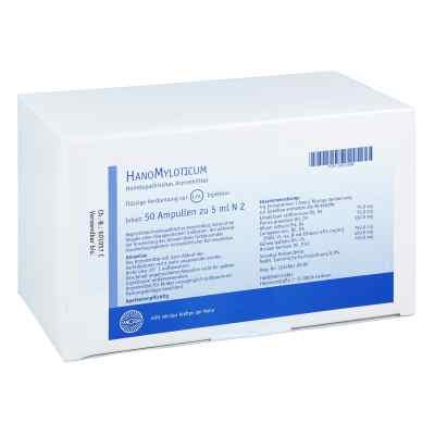 Hanomyloticum Injektionslösung  bei juvalis.de bestellen