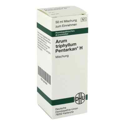 Arum Triphyllum Pentarkan H Dilution  bei juvalis.de bestellen