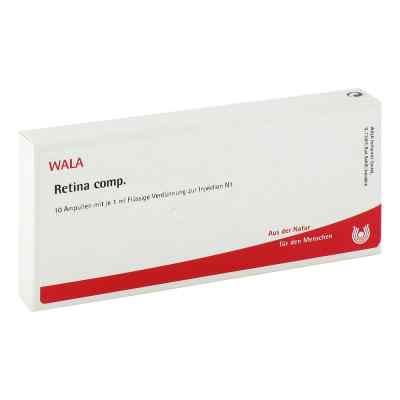 Retina Comp. Ampullen  bei juvalis.de bestellen