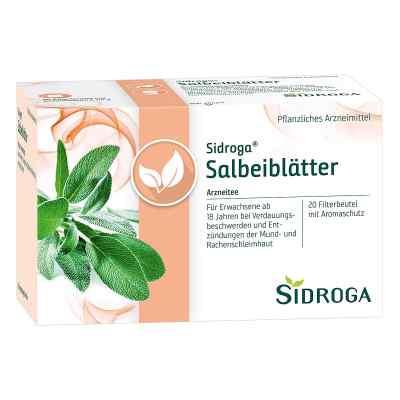 SIDROGA Salbeiblätter  bei juvalis.de bestellen