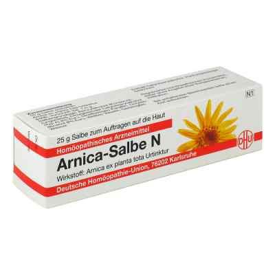 Arnica Salbe N  bei juvalis.de bestellen
