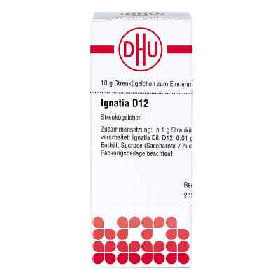 Ignatia D12 Globuli  bei juvalis.de bestellen