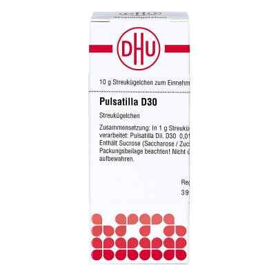 Pulsatilla D30 Globuli  bei juvalis.de bestellen