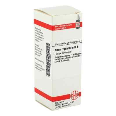Arum Triphyllum D4 Dilution  bei juvalis.de bestellen