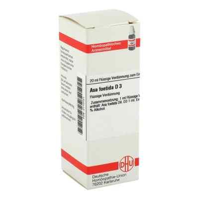 Asa Foetida D3 Dilution  bei juvalis.de bestellen